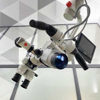 OP-Mikroskop